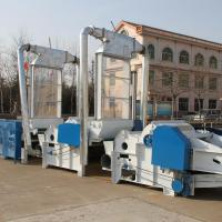 Large picture cotton waste recycling machine--new model