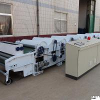 Large picture cotton waste recycling machine