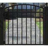 Large picture gate