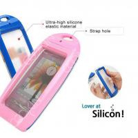 Large picture waterproof case for iphone