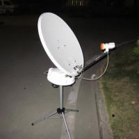 Large picture Automatic Satellite Dish ( Autodish )