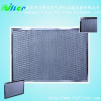 Large picture Pleated expanded mental mesh prefilter