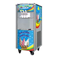 Large picture OP138(CE,CB) soft ice cream machine