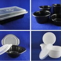 Large picture PP Disposable Plastic Food Packaging