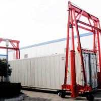 Large picture Mobile Container Crane