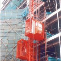 Large picture Building Hoist