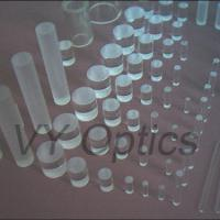 Large picture optical BK7/glass rod lens