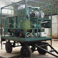 Large picture SINO-NSH VFD Transformer Oil Purifier Unit