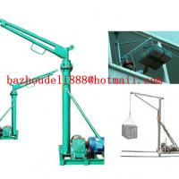 Large picture lifting machine