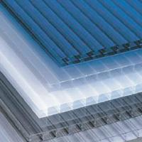 Large picture Polycarbonate Hollow Sheet