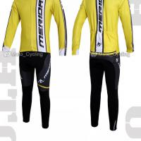 Large picture 2012 pro team  Long sleeve cycling wear
