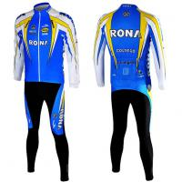 Large picture 2012 sigma long sleeve cycling wear