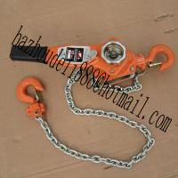 Ratchet Puller /Manual Hoists