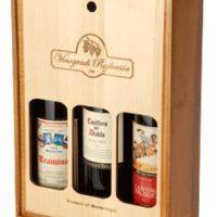 Large picture Wooden wine box
