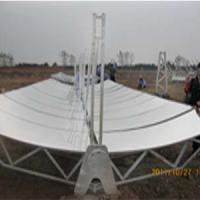 Large picture SOLAR TRACKING TROUGH SYSTEM