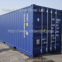 One-way lease shipping containers