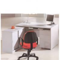 Large picture melamine board home office computer table