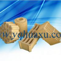 Large picture refractory bricks