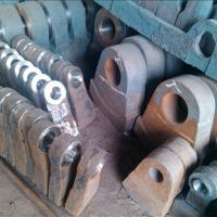 Large picture Bimetal crusher hammer