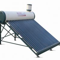 Large picture Two Pipes Inlet-Outlet Solar Water Heater