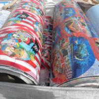 Large picture Mixed printed rolls