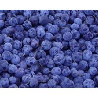 Large picture blueberry powder