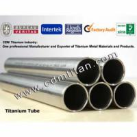 Large picture Titanium Seamless Tube