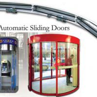Large picture [MW]250B curved automatic sliding doors