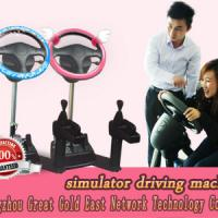 Large picture Driving Test Simulator
