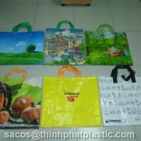 Large picture PP shopping bag