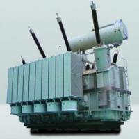 Large picture 230KV Oil immersed Transformer