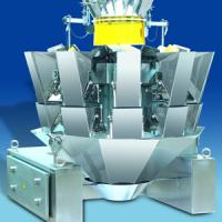 Large picture multi head combination weigher