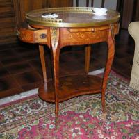 Large picture Louis XV style side table Mod. AMBULANTE