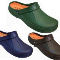 Large picture eva garden clog with lining