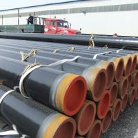 Large picture LSAW steel pipe
