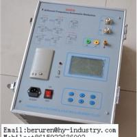 Large picture GDGS Dielectric Power Factor Tester