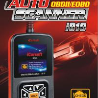 Large picture iCarsoft AUTO OBDII/EOBD Code Scanner i810