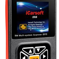Large picture iCarsoft BM Multi-system Scanner i910