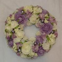 Large picture artificial flower