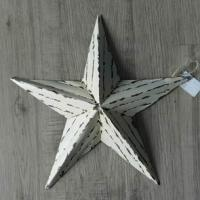 Large picture metal star
