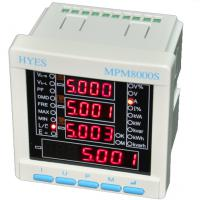 Large picture LED Digital Power Analyzer with RS485