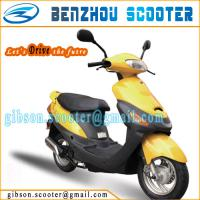 Large picture EEC 50cc Gas Scooter YY50QT