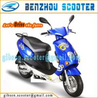 Large picture EEC 50cc Gasoline Scooter YY50QT-D