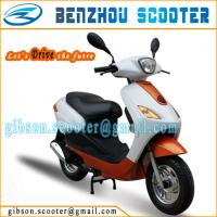 Large picture EEC EPA DOT Gas Scooter 50cc YY50QT-E