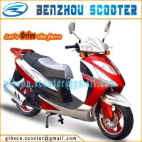 Large picture EEC 45km/h moped gas scooter YY50QT-10A