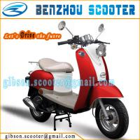 Large picture 50cc EEC/EPA/DOT Gasoline Scooter YY50QT-15