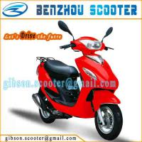 Large picture EEC Euro emission Mobility 50cc Scooter YY50QT-22