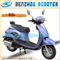 Large picture EEC Gas Scooter YY50QT-25 for lady