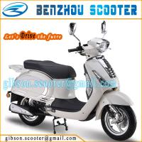 Large picture 50cc 4 stroker Gas Scooter YY50QT-31