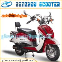 Large picture EEC EPA DOT 125cc Gasoline Scooter YY125T-19A